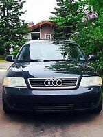 AUDI A6 TURBO! MOVING SALE! FIRST 3000$ FULLY LOADED!