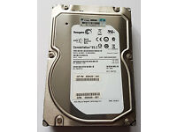 Seagate Constellation 3TB Serial SCSI Drives (X2)