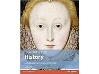 GCSE HISTORY ELIZABETH