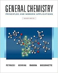 General Chemistry by Petrucci, unopened, $100