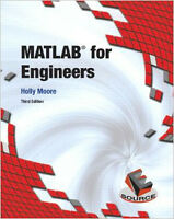 MATLAB for Engineers, 3rd Edition - Holly Moore