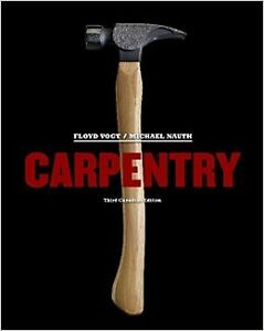 WANTED: Carpentry (Floyd Vogt/Michael Nauth) 3rd Cdn Edition