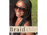 Mobile Hair Braids, Cornrows, Weave, Twists - I'll come to you ANYWHERE in London