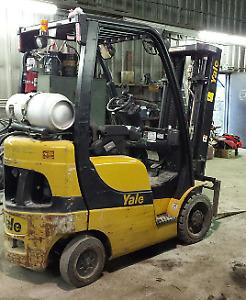 Yale (4,000 lb) Forklift (2007)