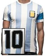 Argentina Football Shirt XL
