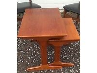 Retro Nesting Tables - £25
