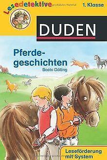 Lesedetektive - Pferdegeschichten, 1. Klasse von Dö... | Buch | Zustand sehr gut
