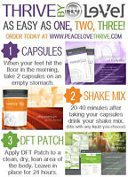 Looking for 2 People who Want to Give THRIVE a Try