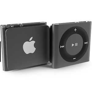 iPod shuffle 4th Generation- Space Grey