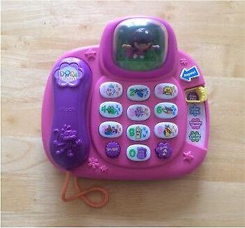 Dora the Explorer Vtech Phone