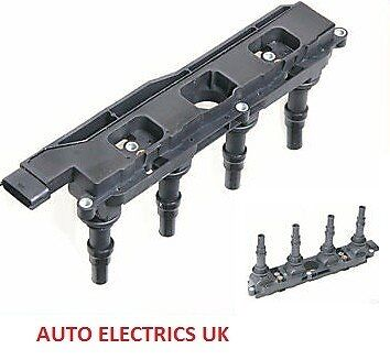 VAUXHALL VECTRA ZAFIRA ASTRA 1.8 IGNITION COIL 9119567 DMB817 245108 12724