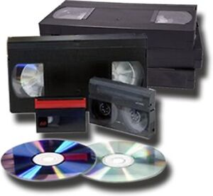 We convert your Any Home Video to DVD or Digital File