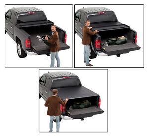 Tri-Fold Soft Tonneau Covers Silverado & Sierra Models