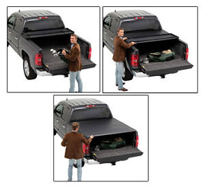Toyota Tacoma 6ft Tri-Fold Tonneau Cover 1 in Stock