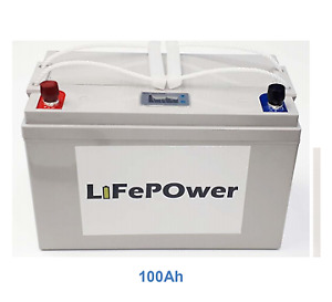 LIFEPO4 Lithium Batteries