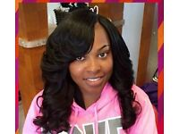 Afro/European/Asian hairdresser,weave extension/crotchet braids/box braids/twists/faux locs/wigs