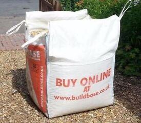 Buildbase Builders Sand Ton Bags x 2 Total 2 Ton Bags of Sand