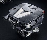 W211 320 CDI Motor