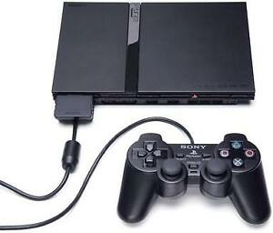 PS2 Slim - 2 Controllers - 2 Memory Cards - Tonnes of games