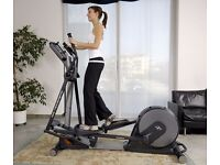 Nordic Track Elliptical Cross Trainer - foldable - computer - motorized ramp / incline