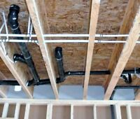 Basement Plumbing Specialist--Prices Posted.