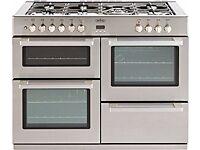 Belling Range Cooker Pro 110 Duel Fuel