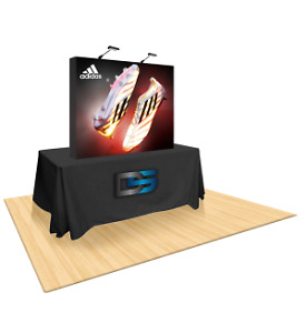 Get your business presentation enhanced with the Table Top Displ
