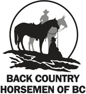camping with horses clinic with Stan Walchuck Jr. May 6 and 7