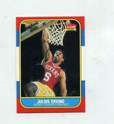 1986 Fleer Basketball Pack