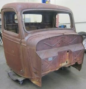 WTB 1935/36/37 ford truck cab for parts