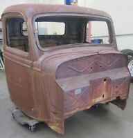 WTB 1935/36/37 ford truck cab and grill