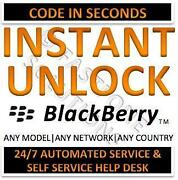 Blackberry Bold 9790 Unlock Code