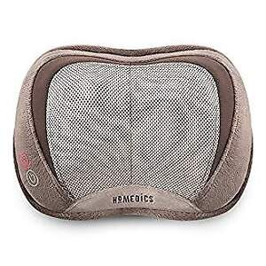 Homedics 3d Shiatsu & Vibrationmassage Pillow, Brand New!