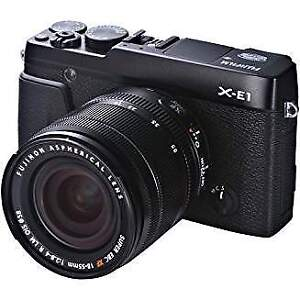 Selling Camera Fujifilm X-E1 with XF 18-55mm f/2.8-4 OIS Lens