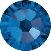 Blue Swarovski Crystals