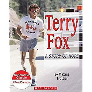 Terry Fox: A Story Of Hope By Maxine Trottier & Terry Movie DVD