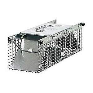 live animal cage trap Model 1025 Havahart