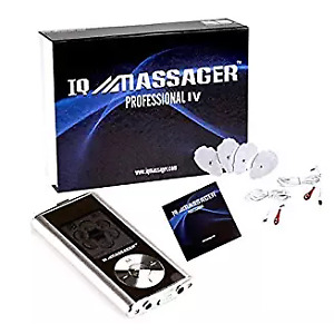 IQ TENS PRO IV MASSAGER + BELT, 1/3 THE COST. MUSCLE THERAPY