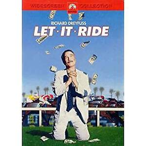 wanted ;dvd    ''let  it ride''   movie, please