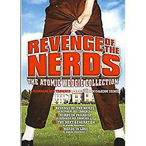 Revenge Of The Nerds (Four Pack Movie Set)