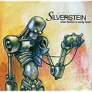 SILVERSTEIN - When Broken is... CD / DVD Brand New, Sealed