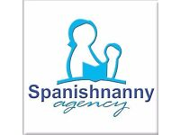 Nanny position - Spanish Agency currently interviewing for Sept start