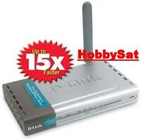 DI-784 wireless 108AG router D-Link Cable/DSL 802.11a/802.11g 10
