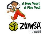 Zumba fitness classes Bedworth Nuneaton Dance exercise keep fit