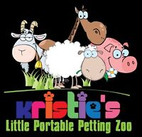 Kristie's Little Portable Petting Zoo