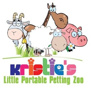 Kristie's Little Portable Petting Zoo Belleville Belleville Area image 1