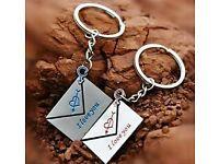Key-ring I love you