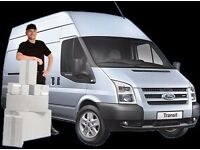 Removals Man & Van £10- Hour House Clearance Removal Services.