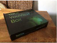 Talk Talk YouView Huawei DN370T 320GB Freeview PVR TV Box