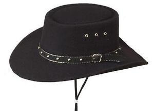 Black Gambler Hat 7582fb92144